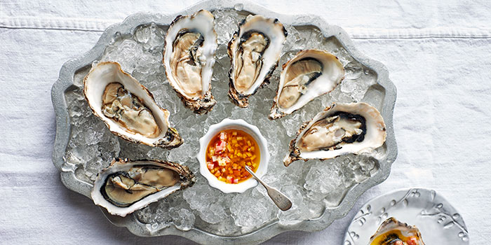 Comment conserver les huîtres et les crustacés