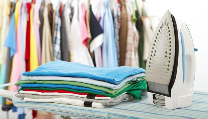 Meilleurs conseils pour le repassage des vêtements